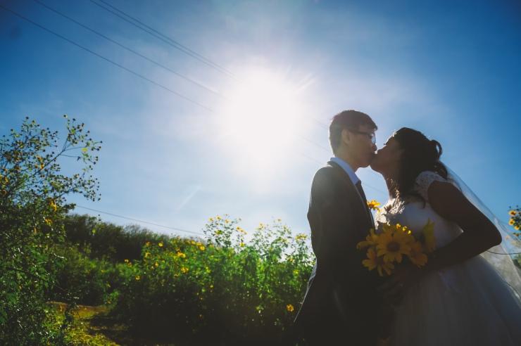 Bí kíp chụp ảnh cưới